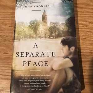 Other - A Separate Peace by John Knowles
